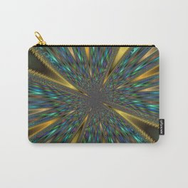 Fractal Abstract 44 Carry-All Pouch
