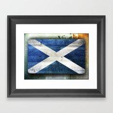 Scotland Framed Art Print