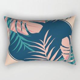 Tropical Dreams #society6 #decor #buyart Rectangular Pillow