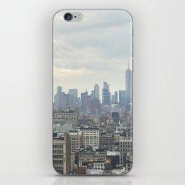 NYC Skyline #2 iPhone Skin