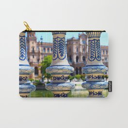 Glimpse of Spain Carry-All Pouch