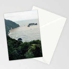 New Zealand Coast Stationery Cards