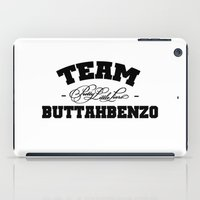 pretty little liars iPad Cases featuring Team Buttahbenzo - Pretty Little Liars (PLL) by swiftstore