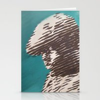 notorious Stationery Cards featuring Notorious  by Delton Demarest