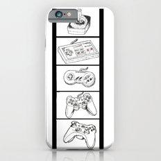 Video Games Slim Case iPhone 6s