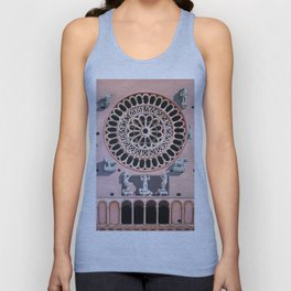 Assisi Cathedral Unisex Tank Top