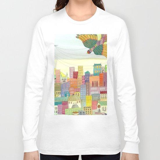 cité Long Sleeve T-shirt