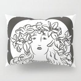 Mucha's Inspiration Pillow Sham