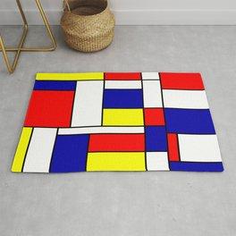 Mondrian #38 Rug