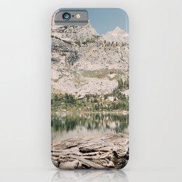 Amphitheater Lake iPhone Case