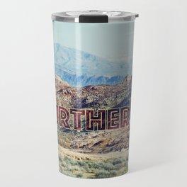 Climb Mountains Travel Mug