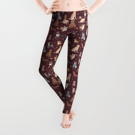 Dog LOVE Leggings