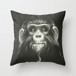 Prisoner (Original) Throw Pillow