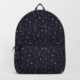 New Years Traditions Backpack