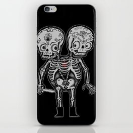 Twinsies iPhone Skin
