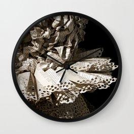 Harlequin III Wall Clock
