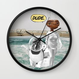 _DUDE Wall Clock