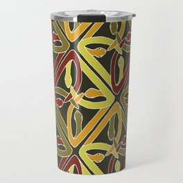 earth protractor snakes Travel Mug