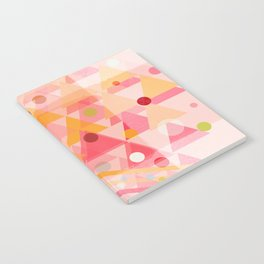 Candy Sorbet Notebook