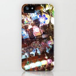 Moroccan Lamps iPhone Case