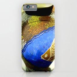 Aboriginal Art #2 - Pottery iPhone Case