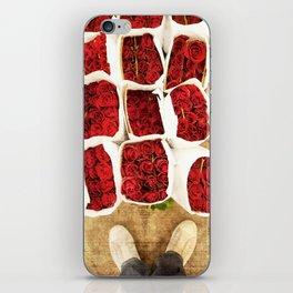 Love in Converse iPhone Skin