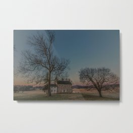 Maurice Stephens House Metal Print