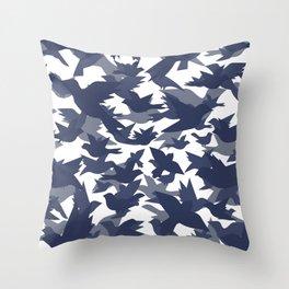 Bird Camouflage 6 Throw Pillow
