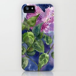 Lilac Paradise iPhone Case