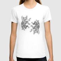 clockwork T-shirts featuring clockwork bear by vasodelirium