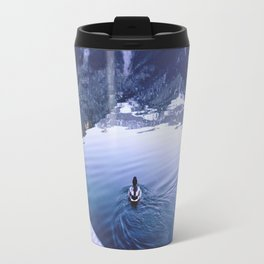 Duck on the Water Travel Mug