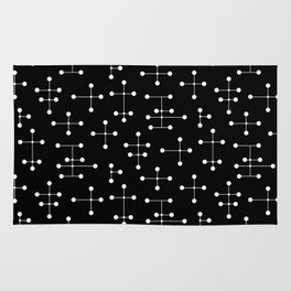 Atomic Era Dots 31 Rug