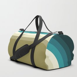 Graphic 956 // Cool & Drab Bend Duffle Bag
