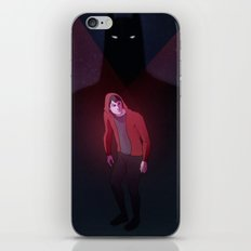 undertheredhood iPhone & iPod Skin