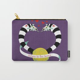 Saturn is for Lovers Carry-All Pouch