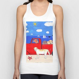 The Salty Dogs Unisex Tank Top