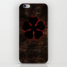 Black Clover iPhone Skin