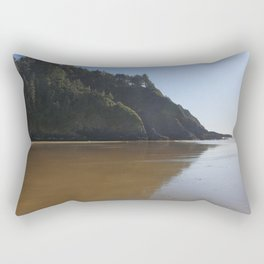 Reflections in the Sand Rectangular Pillow