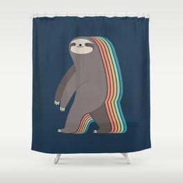 Sleepwalker Shower Curtain