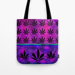 Very Berry Indica Tote Bag