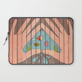Save Water! Laptop Sleeve
