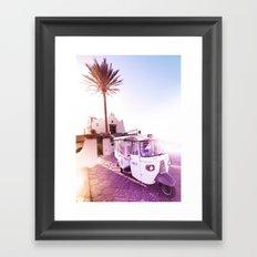 Viva Italia Framed Art Print