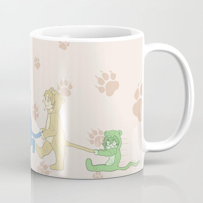 Voltron Kids Coffee Mug