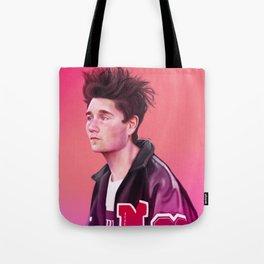 Dan Smith - Flaws Tote Bag
