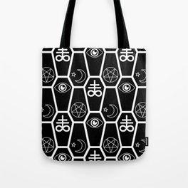 death and stuff Tote Bag