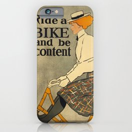 The Biker iPhone Case