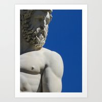 florence Art Prints featuring FLORENCE by MARK HOPKINS PHOTOGRAPHY MIAMI