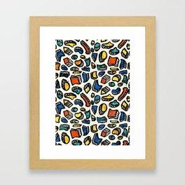 Pattern № 23 Framed Art Print