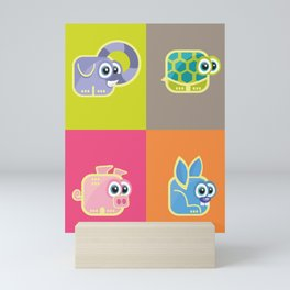 Fortunetos Mini Art Print