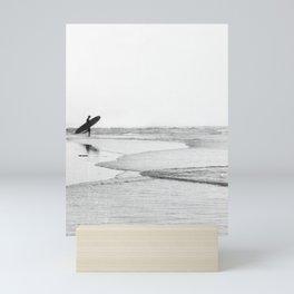 Surfer Mini Art Print
